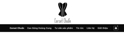 Mua hàng corset chuẩn chính hãng